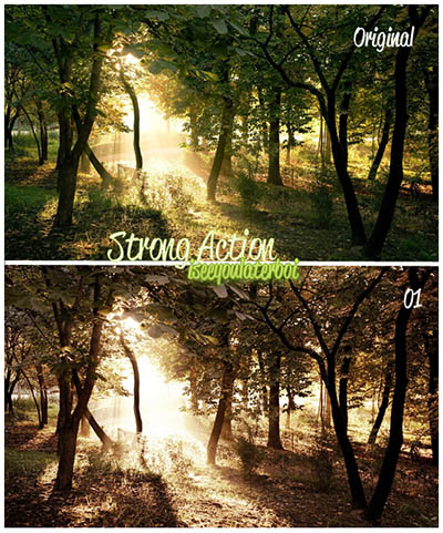 4photoshopir-Action-strong-sunlight-اکشن نور شدید