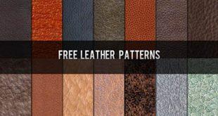 4photoshopir-Pattern-leather-pack1-پترن چرم پک1