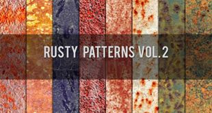 4photoshopir-Pattern-rust-pack2-پترن زنگ زدگی پک2