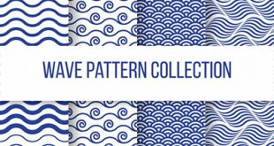 4photoshopir-Pattern-wave-pack1-پترن موج پک1