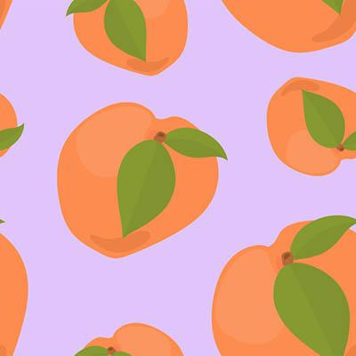 4photoshopir-Peach-vector-pack1-وکتور هلو پک1
