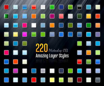 4photoshopir-Style-220-pack-استایل پکیج 220 عددی فتوشاپ