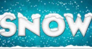 4photoshopir-Style-snow-استایل برف فتوشاپ
