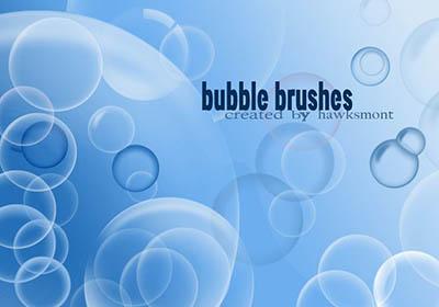 4photoshopir-brush-Bubble-براش حباب پک1