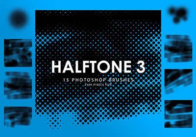 4photoshopir-brush-Halftone-pack2-براش هافتون پک2