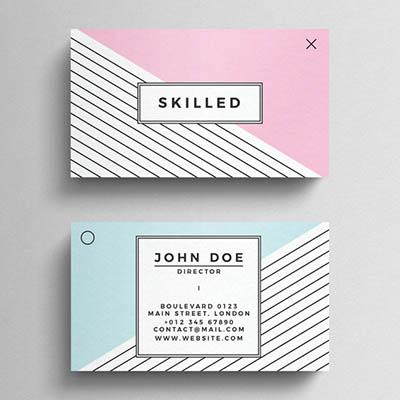 4photoshopir-business-card-mockup-pack201-موکاپ کارت ویزیت پک201