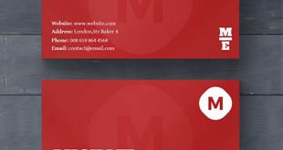 4photoshopir-business-card-mockup-pack243-موکاپ کارت ویزیت پک243