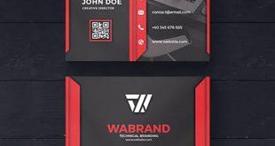 4photoshopir-business-card-mockup-pack270-موکاپ کارت ویزیت پک270