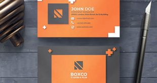 4photoshopir-business-card-mockup-pack276-موکاپ کارت ویزیت پک276