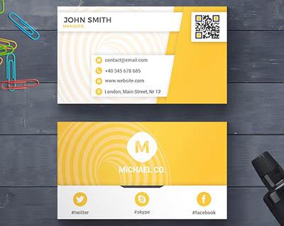 4photoshopir-business-card-mockup-pack280-موکاپ کارت ویزیت پک280