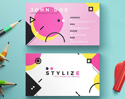 4photoshopir-business-card-mockup-pack283-موکاپ کارت ویزیت پک283