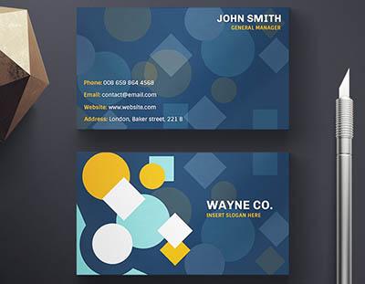 4photoshopir-business-card-mockup-pack298-موکاپ کارت ویزیت پک298