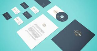 4photoshopir-business-set-mockup-pack10-موکاپ ست اداری پک10