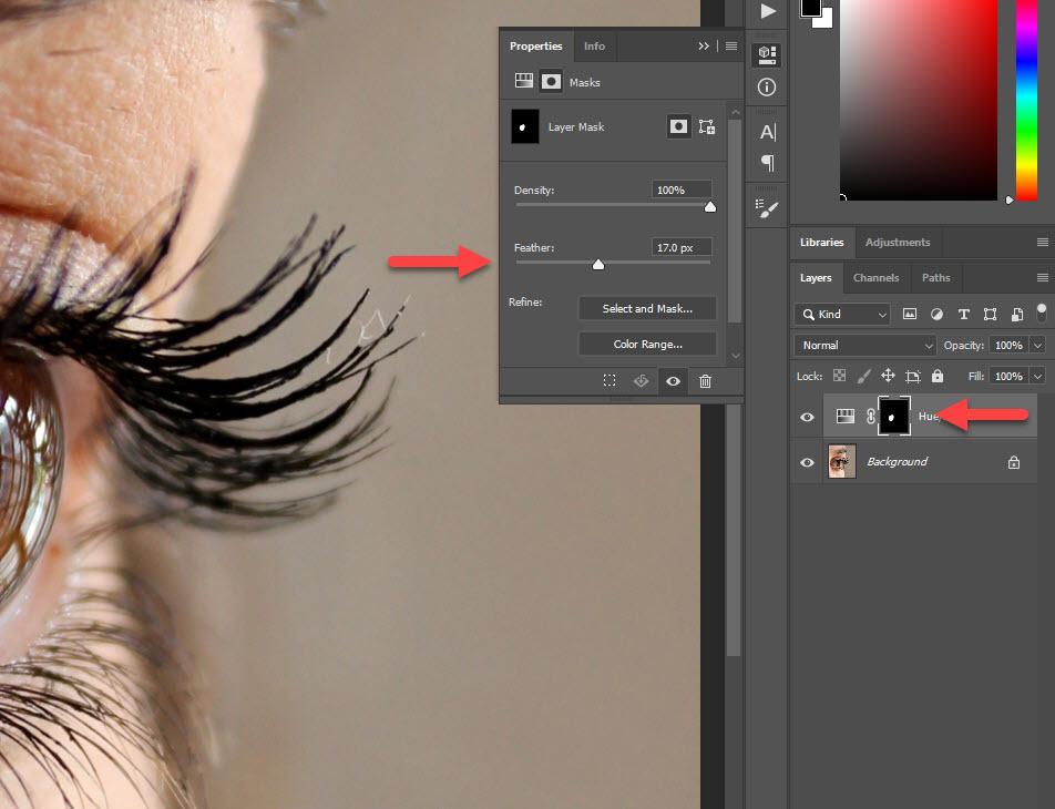 4photoshopir-eye-color-pic1-تغییر رنگ چشم فتوشاپ