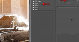 آموزش فیلتر ها در فتوشاپ