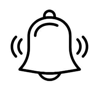 4photoshopir-icon-alarm-آیکون زنگ هشدار