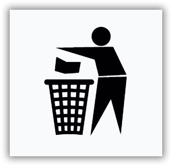 4photoshopir-icon-recycle-man-آیکون زباله