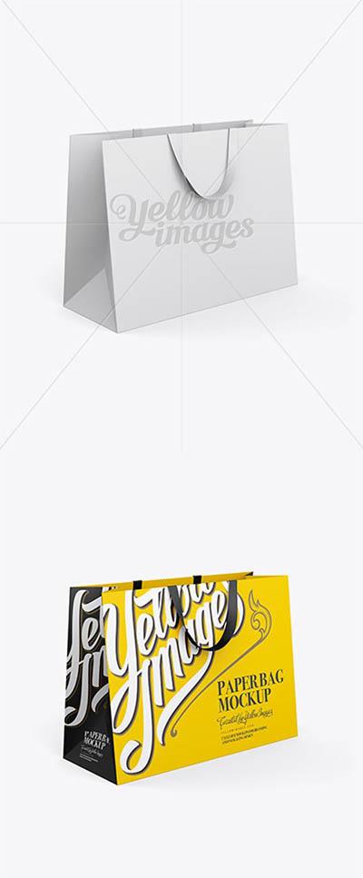 4photoshopir-packing-mockup-Paper-Shopping-Bag-موکاپ کیف خرید