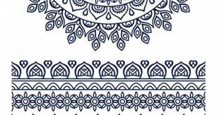 4photoshopir-islamicb-pack3-وکتور حاشیه اسلیمی پک3