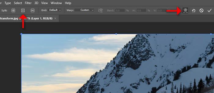 روش جدید تغییر اندازه عکس در فتوشاپ