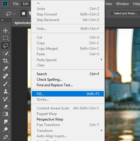 4photoshopir-subject-remove-حذف هر چیزی در فتوشاپ