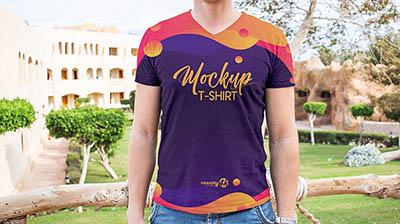 4photoshopir-tshirt-mockup-pack47-موکاپ تیشرت پک47