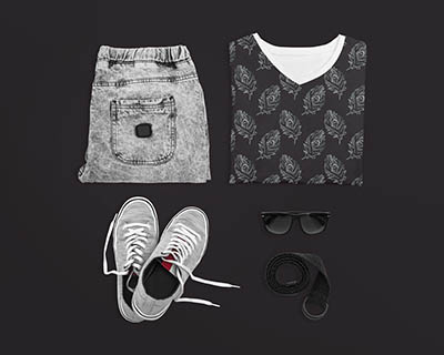 4photoshopir-tshirt-mockup-pack49-موکاپ تیشرت پک49